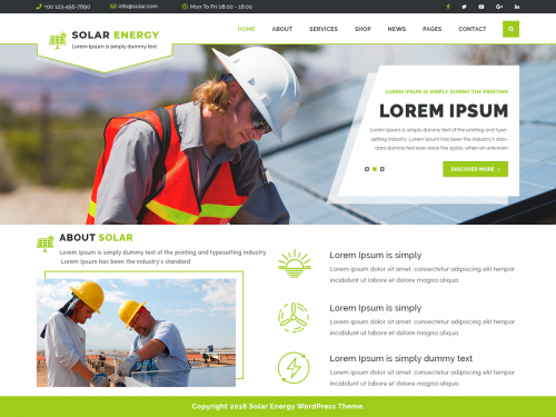 VW Solar Energy